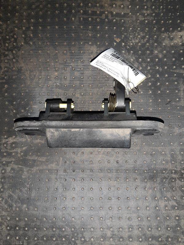Ручка задней двери Mazda Premacy CP8W (б/у)