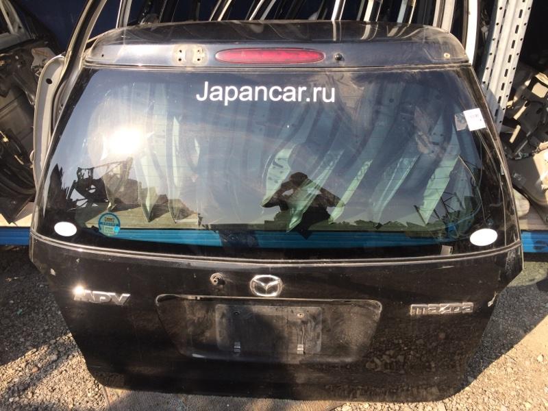 Дверь задняя Mazda Mpv LW3W (б/у)