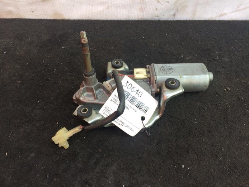 Моторчик заднего дворника Mazda Capella GW8W (б/у)