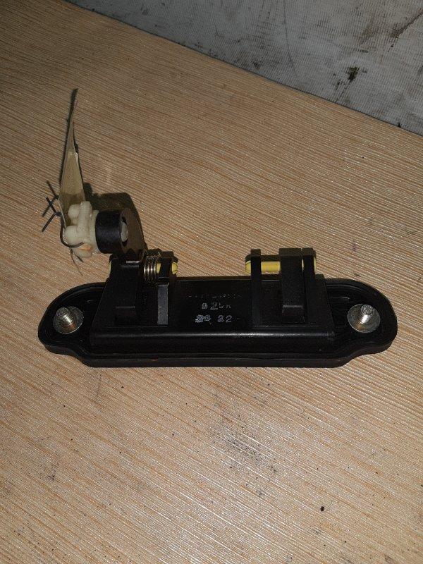 Ручка задней двери Mazda Familia BJ3W (б/у)