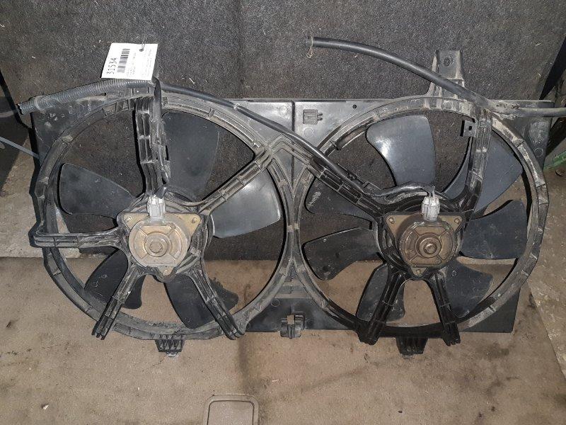 Диффузор Nissan Ad Y11 QG15 1998 (б/у)