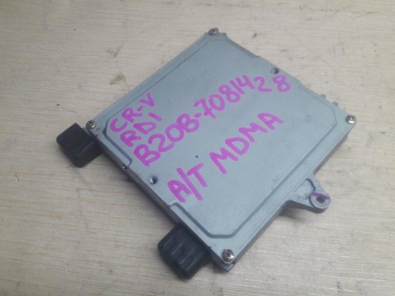 Блок управления двс Honda Crv RD1 1999 (б/у)