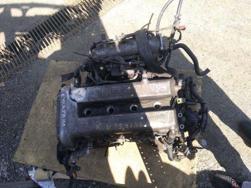 двигатель Nissan SR20DE 941232A б/у Primera P11/U14 (0026272)