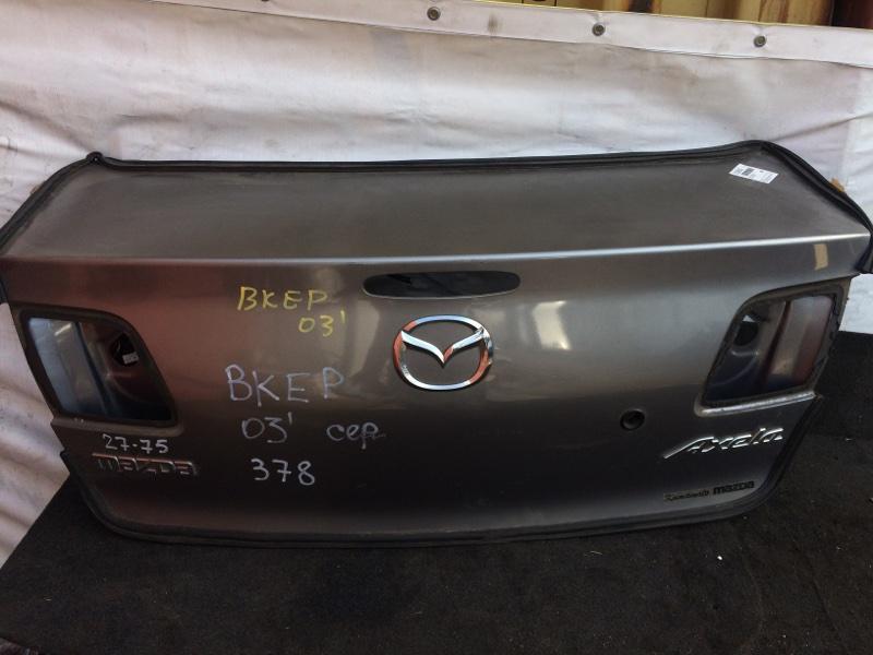 Крышка багажника Mazda Axela BK5P (б/у)
