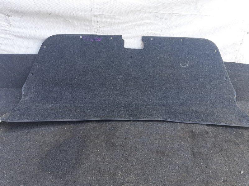 Обшивка крышки багажника Toyota Allion ZZT240 (б/у)