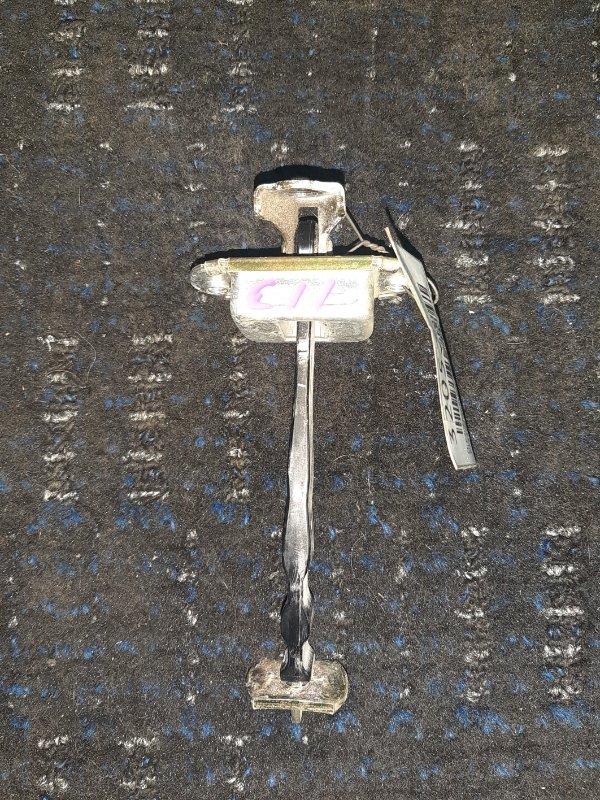 Ограничитель двери Nissan Note E11 задний (б/у)