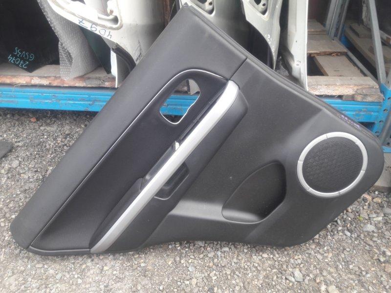 Обшивка двери Suzuki Vitara TD54W 2006 задняя левая (б/у)