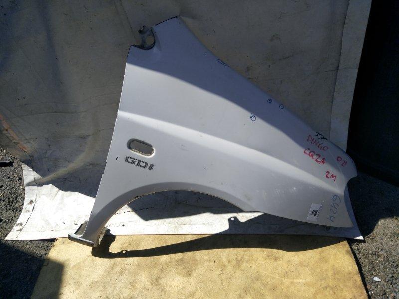 Крыло Mitsubishi Dingo CQ2A 4G15 2002 переднее правое (б/у)