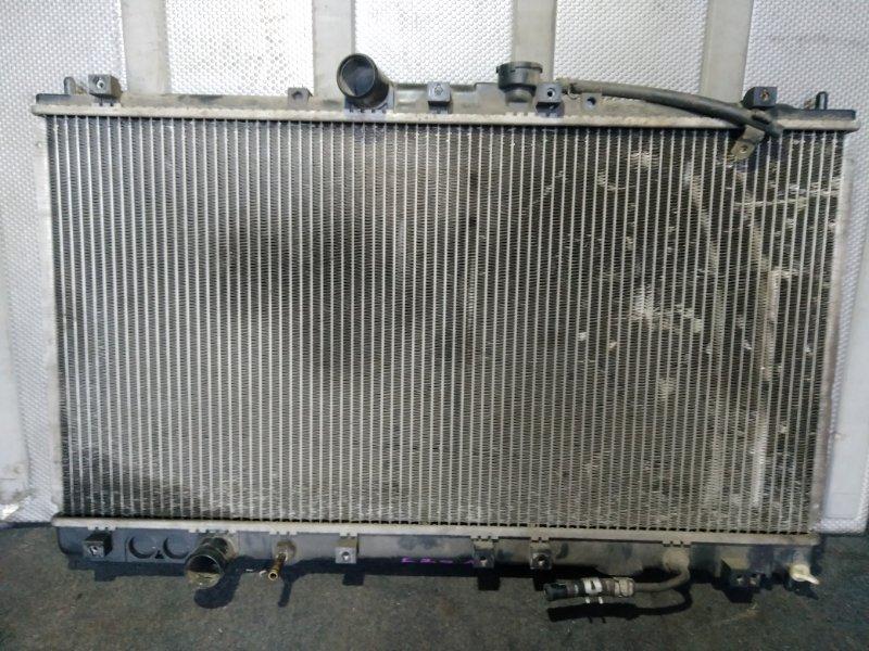 радиатор охл. Mitsubishi Diamante F3/F4 '95- б/у 6G72