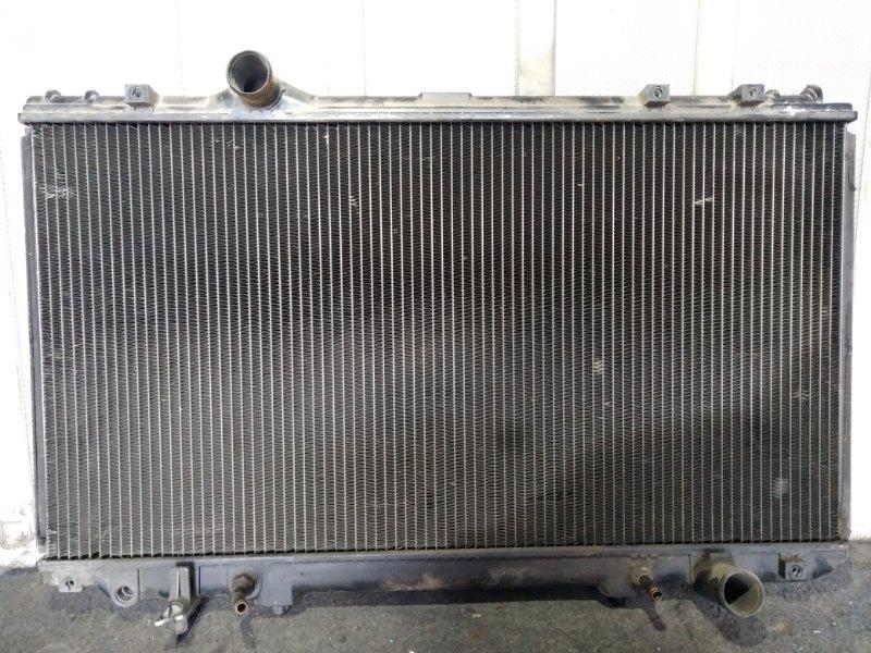 радиатор охл. Toyota UZS141 1UZ б/у в сборе деф