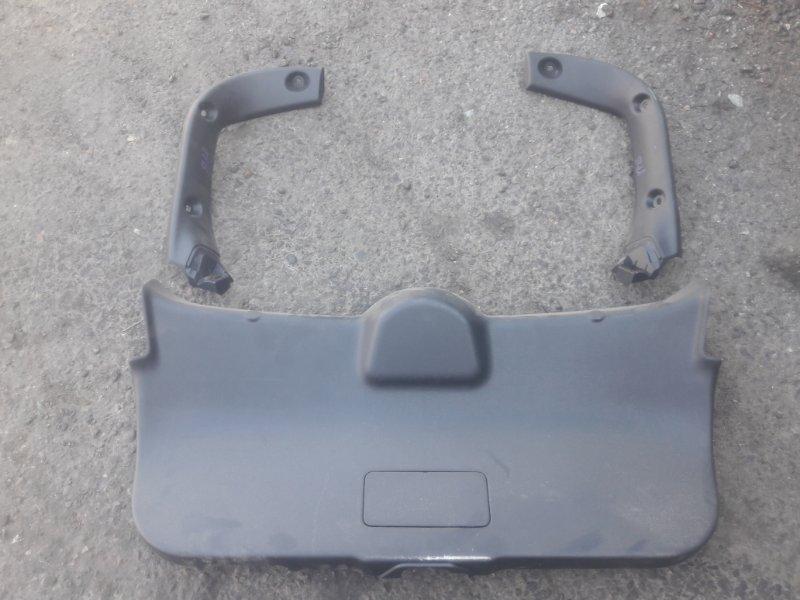 Обшивка багажника Nissan Juke YF15 (б/у)