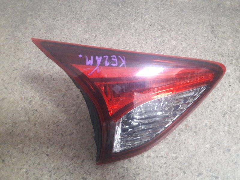 Вставка багажника Mazda Cx-5 KE5AW 2012 левая (б/у)