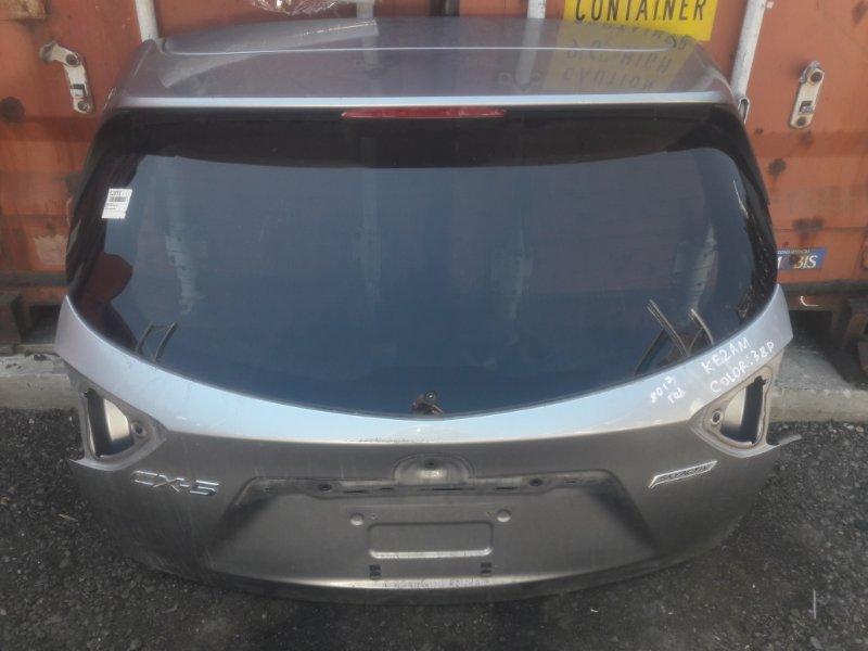 Дверь задняя Mazda Cx-5 KE5AW 2012 (б/у)