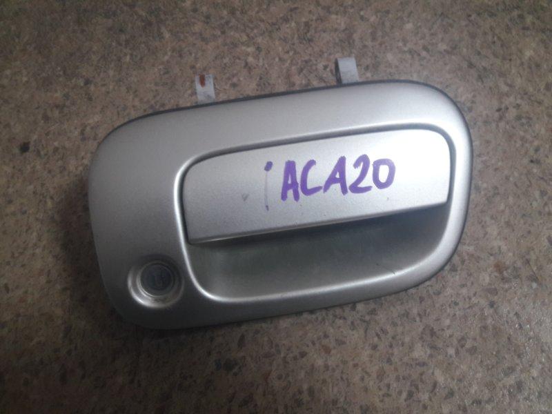 Ручка задней двери Toyota Rav 4 ACA20 2000 (б/у)