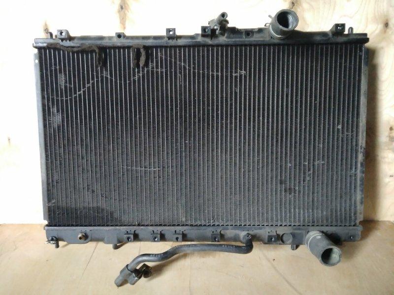 Радиатор двс Mitsubishi Galant E54A (б/у)