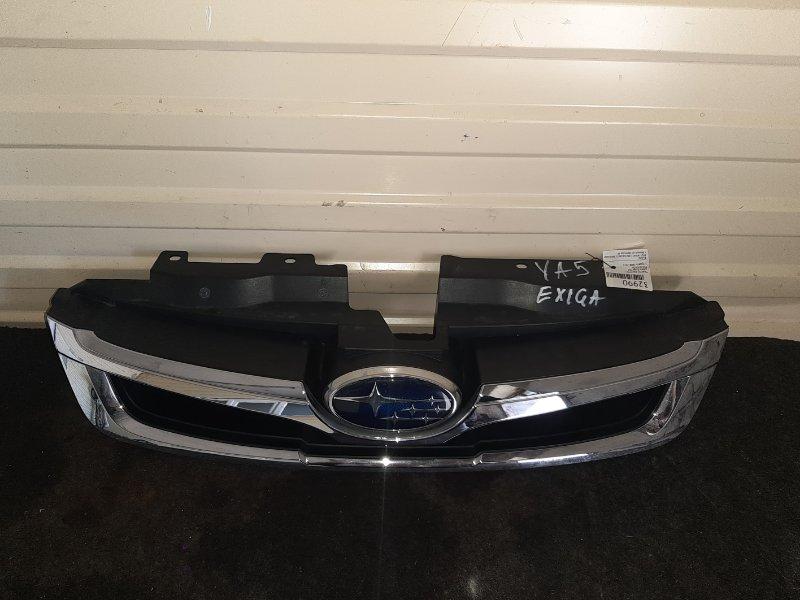Решетка радиатора Subaru Exiga YA4 (б/у)
