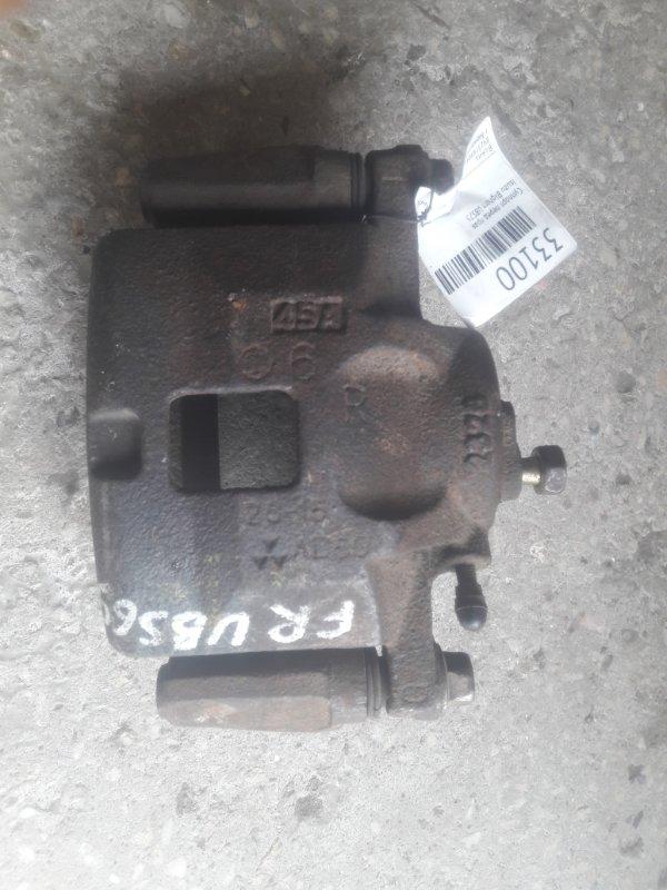 Суппорт Isuzu Bighorn UBS25 передний правый (б/у)
