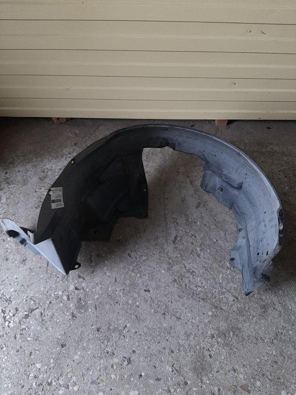 Защита крыла Chevrolet Lacetti J200 передняя левая (б/у)