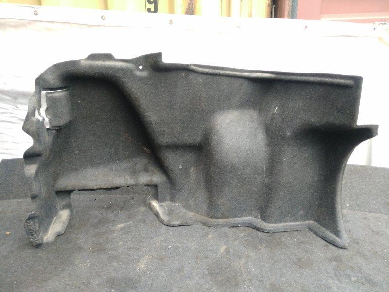 Обшивка багажника Toyota Camry ACV40 2AZ левая (б/у)