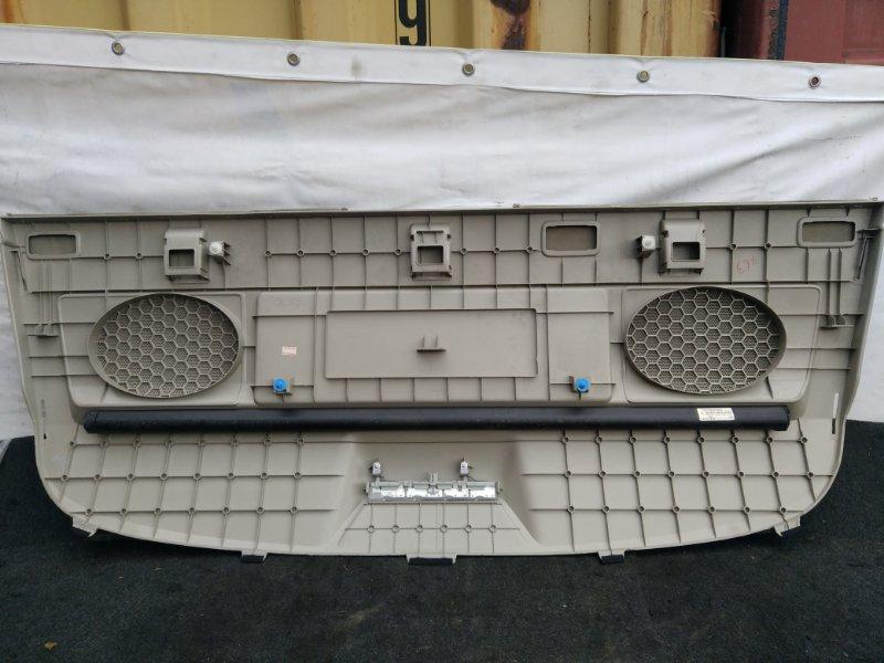 Полка багажника Toyota Camry ACV40 2AZ (б/у)