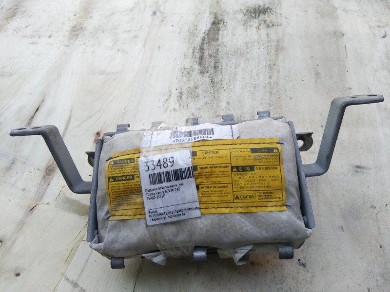 Подушка безопасности Toyota Camry ACV40 2AZ левая (б/у)