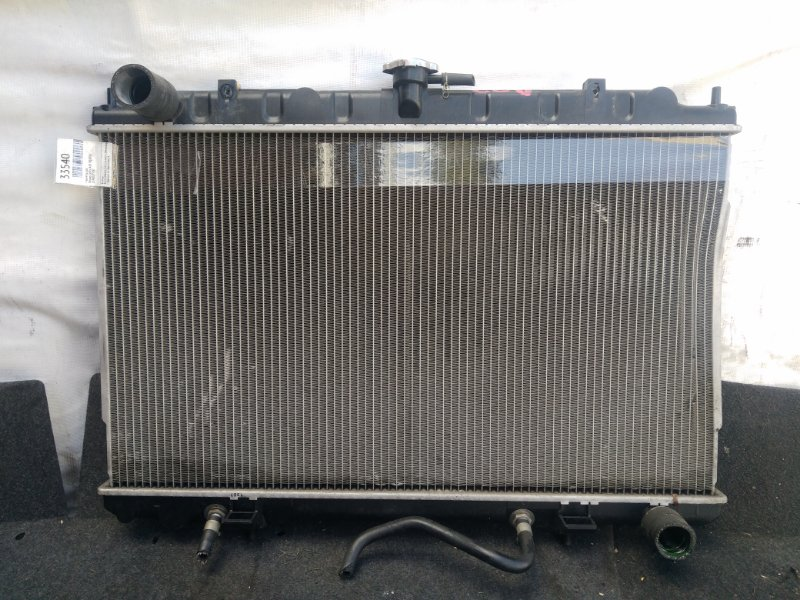 Радиатор двс Nissan Cefiro A33 VQ20DE (б/у)