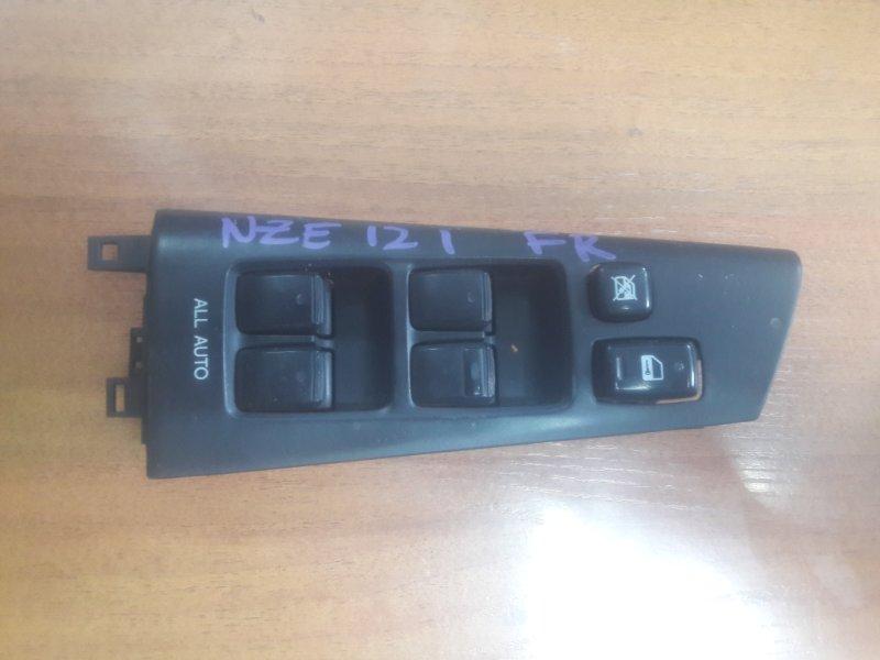 Блок управления стеклами Toyota Corolla Fielder NZE120 передний правый (б/у)