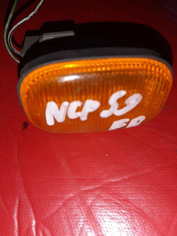 Повторитель в крыло Toyota Probox NCP58 передний правый (б/у)
