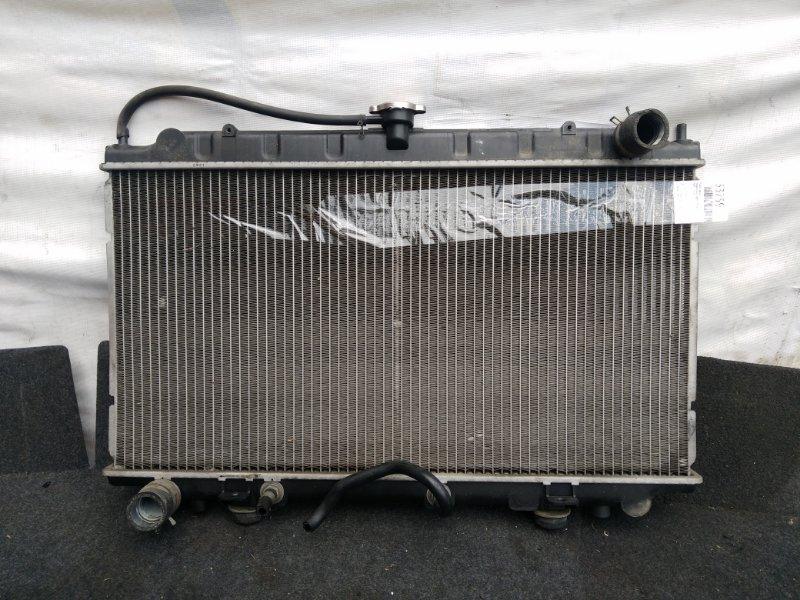 Радиатор двс Nissan Bluebird ENU14 SR18DE (б/у)