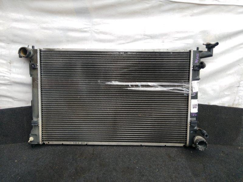 Радиатор двс Toyota Vista SV50 1ZZFE (б/у)