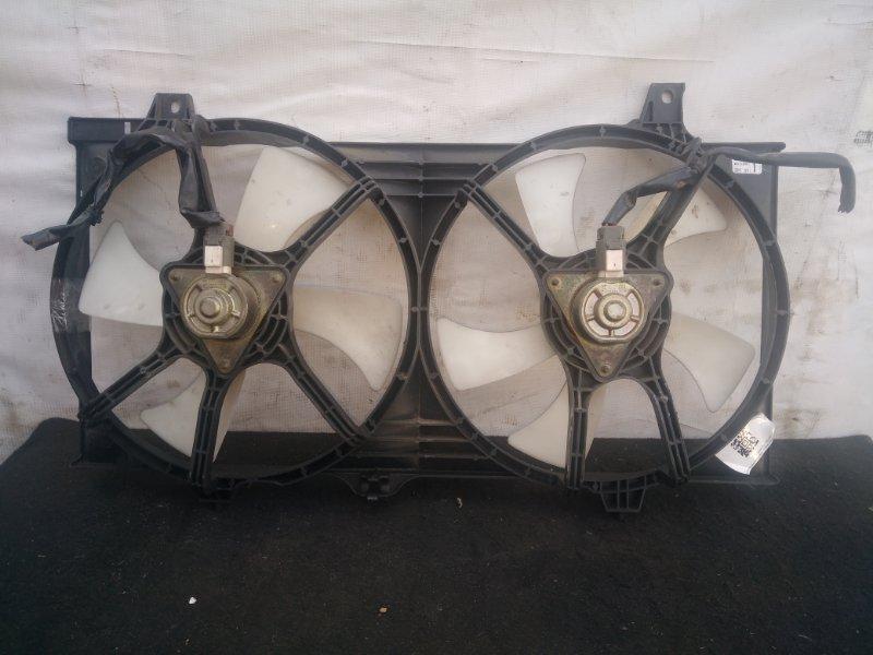 Диффузор Nissan Pulsar FN15 GA15DE (б/у)