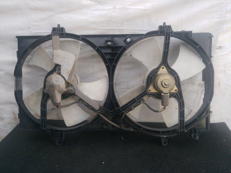 Диффузор Nissan Bluebird ENU14 SR18DE (б/у)