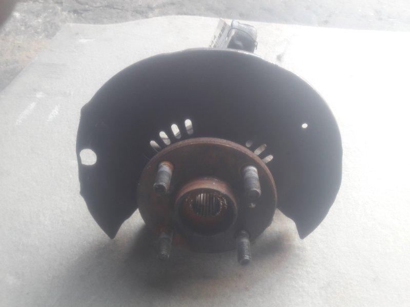 Ступица Toyota Probox NCP58 передняя правая (б/у)