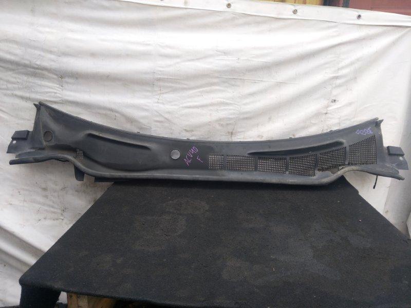Решетка под дворники Toyota Camry ACV40 2AZ передняя (б/у)