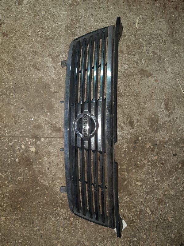 Решетка радиатора Nissan Sunny B15 2002 (б/у)