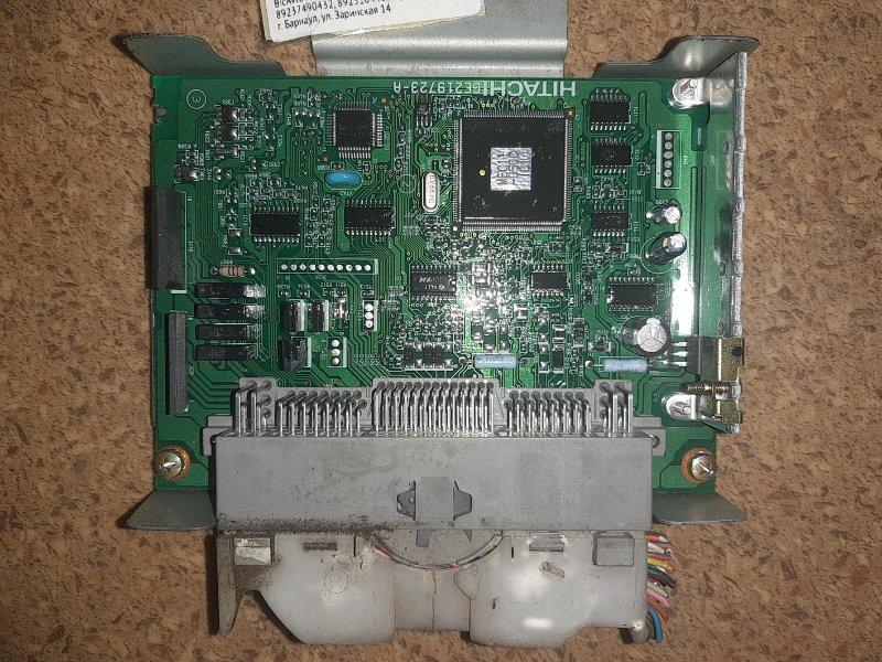 Компьютер Nissan Avenir W11 QG18 (б/у)