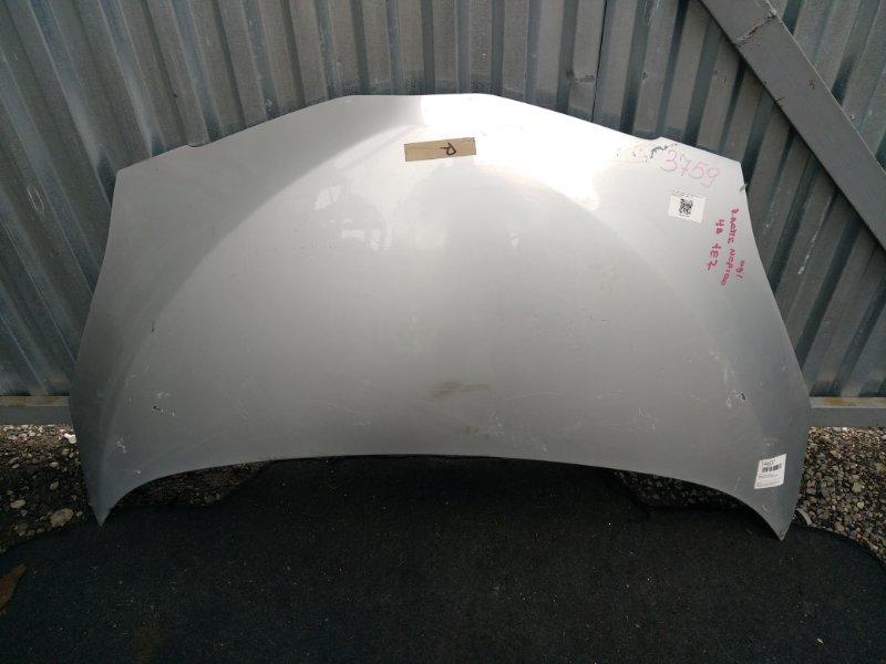Капот Toyota Ractis SCP100 (б/у)