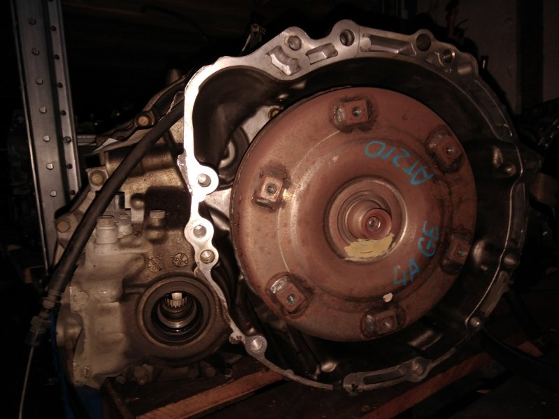 Акпп Toyota Carina AT210 4AGE (б/у)