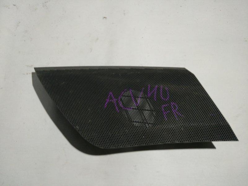 Крышка динамика Toyota Camry ACV40 2AZ передняя правая (б/у)