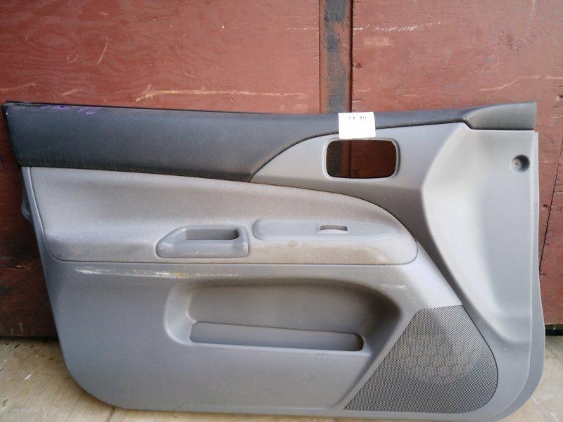 Обшивка двери Mitsubishi Lancer Cedia CS2A передняя левая (б/у)