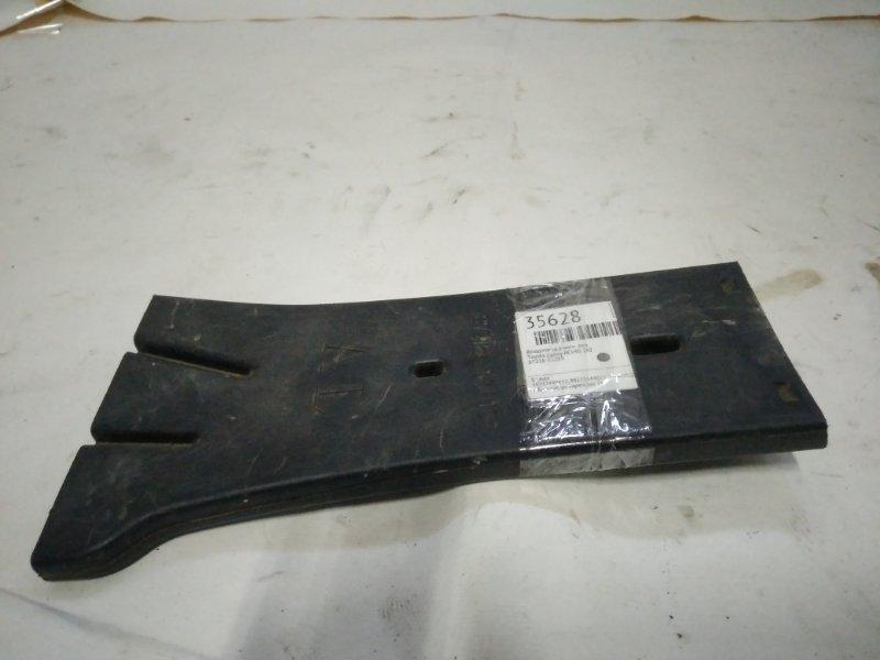 Воздуховод в ноги Toyota Camry ACV40 2AZ левый (б/у)