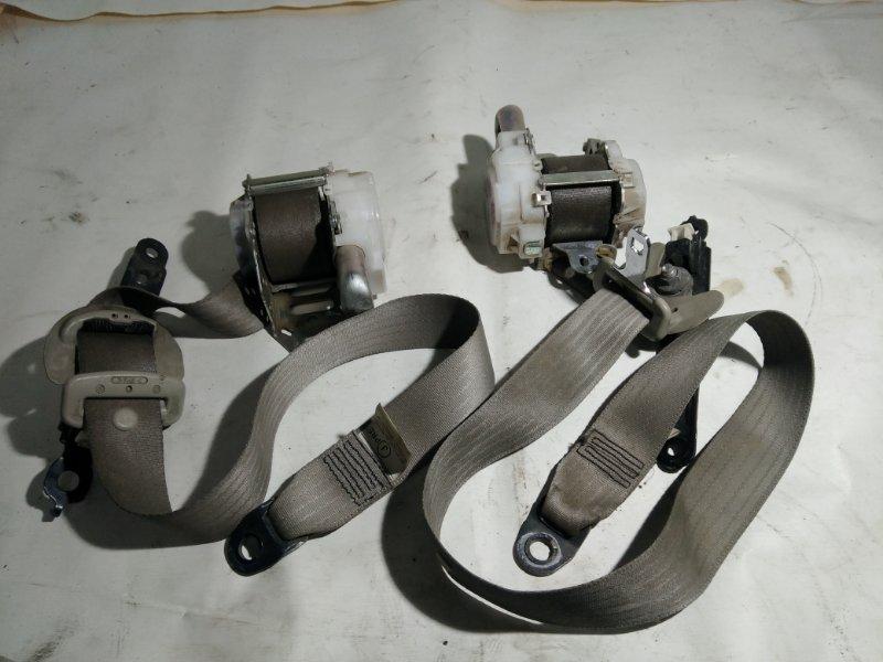 Ремень безопасности Toyota Camry ACV40 2AZ передний (б/у)