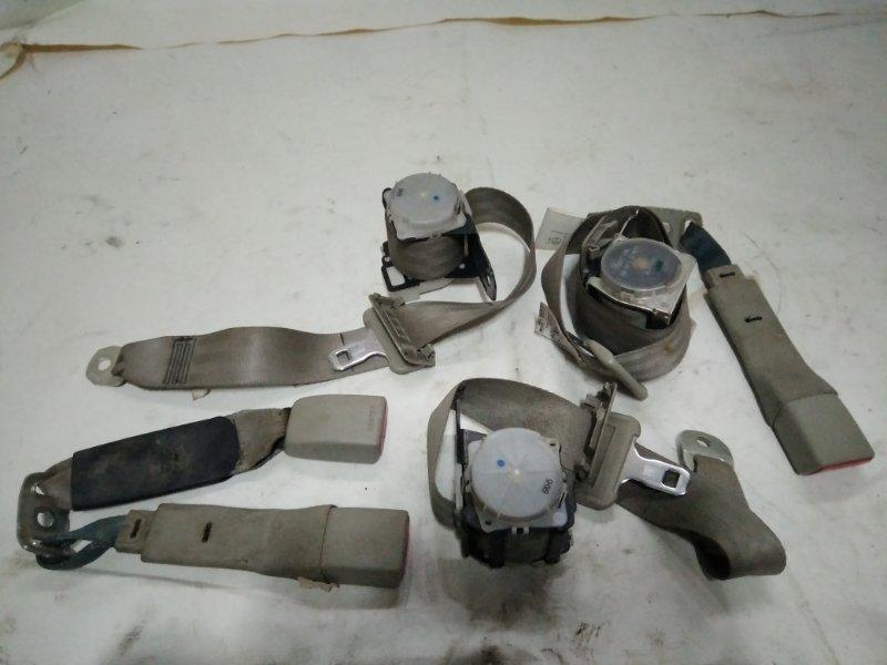 Ремень безопасности Toyota Camry ACV40 2AZ задний (б/у)