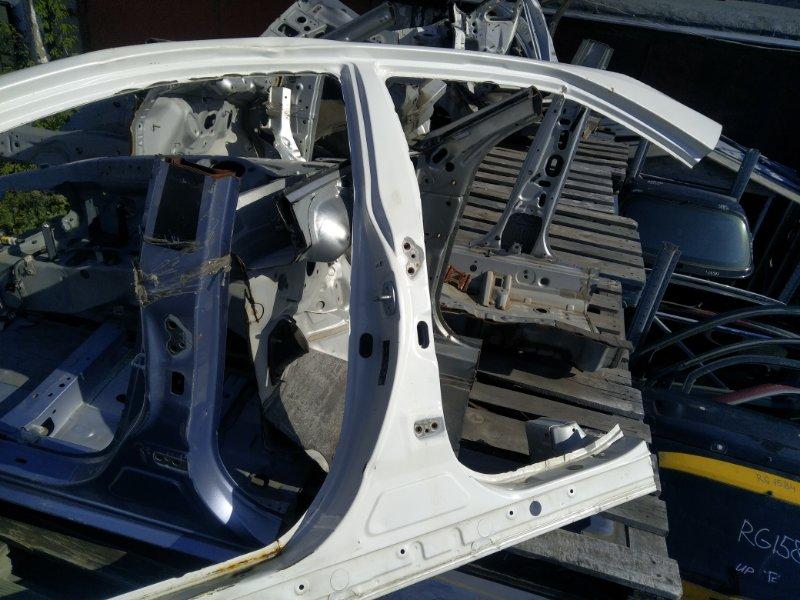 Стойка кузова средняя Toyota Camry ACV40 2AZ левая (б/у)