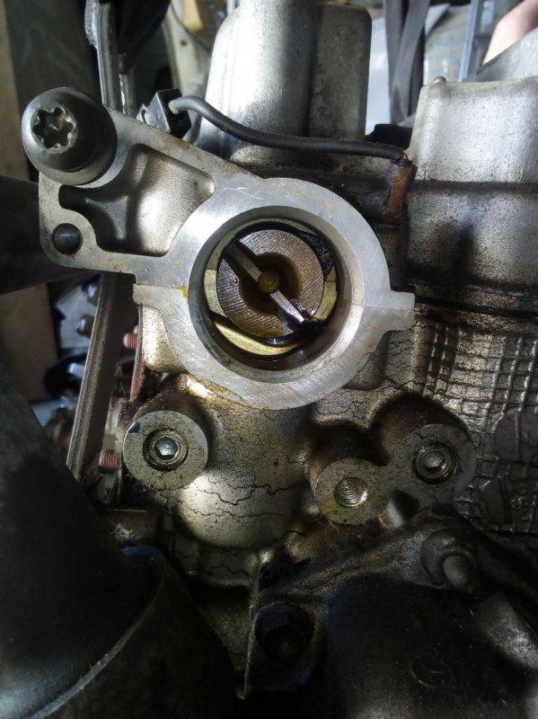 Двигатель Suzuki Escudo TL52W J20A 2002 (б/у)