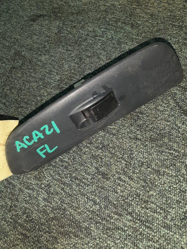 Кнопка стеклоподъемника Toyota Rav4 ACA20 передняя левая (б/у)
