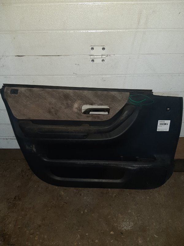 Обшивка двери Honda Crv RD1 передняя левая (б/у)