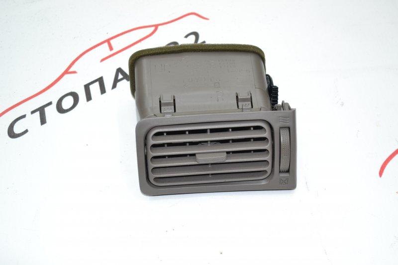 Воздуховод с торпедо Toyota Corolla NZE120 1NZ 2000 (б/у)