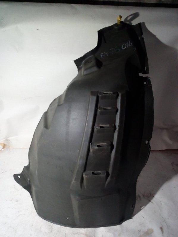 Защита крыла Fiat Jumper 2006 передняя левая