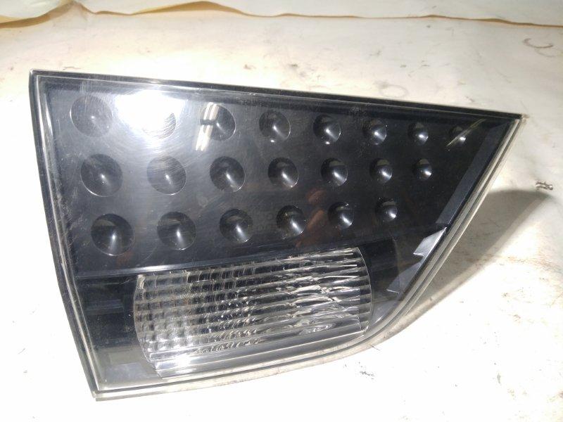 Вставка багажника Mitsubishi Outlander CW5W левая (б/у)